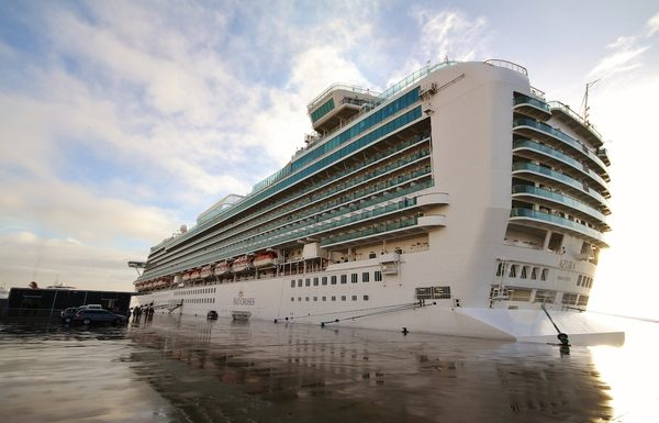 France Fines US Cruise Ship Captain Over $100,000