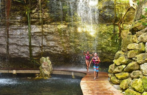 An Oasis for the Little Ones at Xcaret Children's World