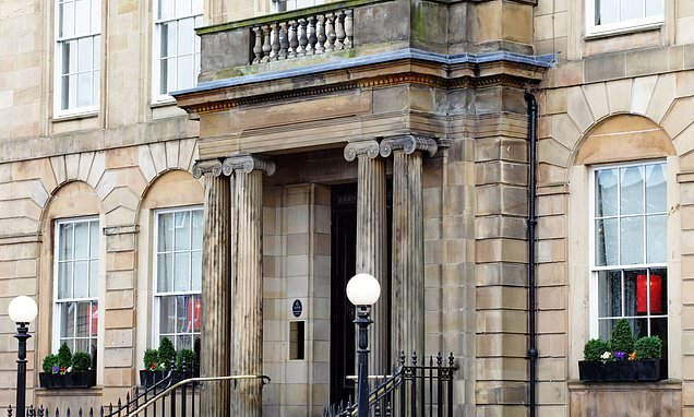 An Inspector Calls… A review of Blythswood Square Hotel, Glasgow
