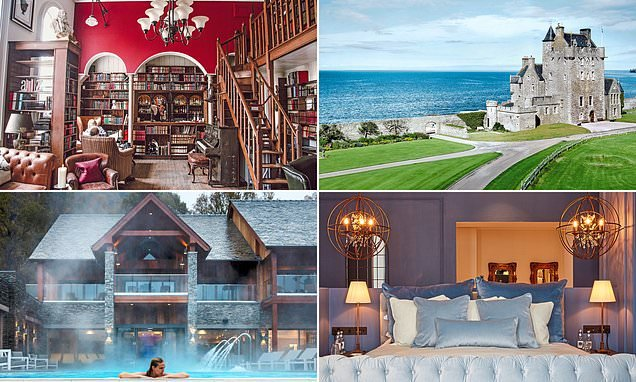 10 cracking Christmas holiday packages across the UK