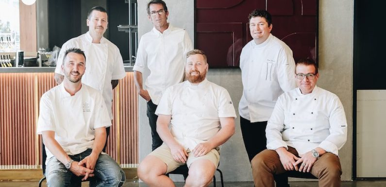 A complete look at the formidable Howard Smith Wharves culinary team ·