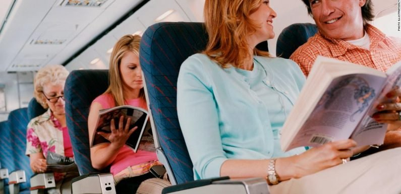 Airline etiquette: Tips on better manners while flying