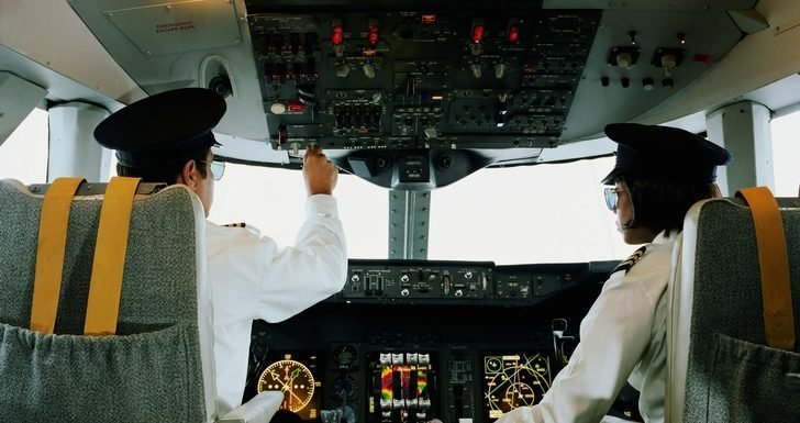 Highest Percentage of Female Pilots Employed by Indian Airlines