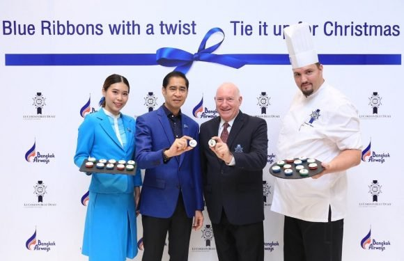 Bangkok Airways and Le Cordon Bleu Dusit Special Launch ·