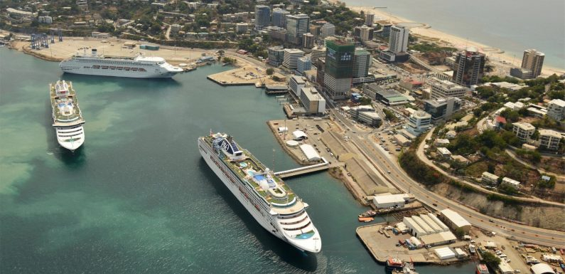 Carnival Australia Ships Salute PNG In Spectacular Style ·