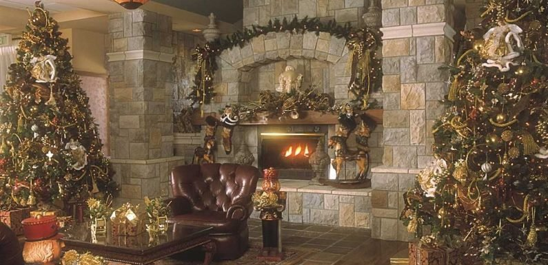 Chateau on the Lake Resort offering 'Ozark Mountain Christmas Package' ·