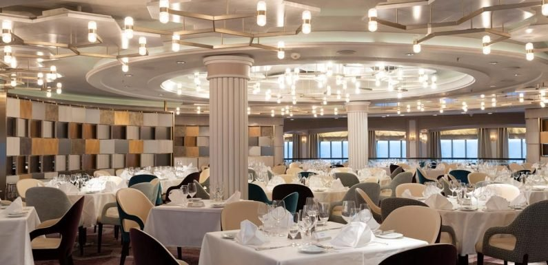 Crystal Serenity completes extensive redesign ·
