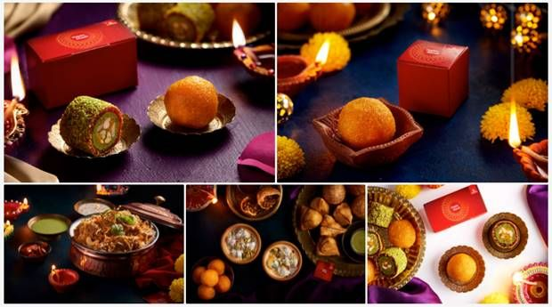 Emirates to celebrate the special flavours of Diwali ·