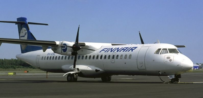 Finnair invests in customer comfort with new ATR cabins ·