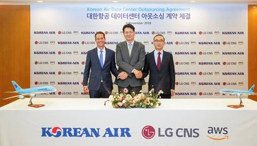 Korean Air Migrates Entire IT Systems to Cloud ·