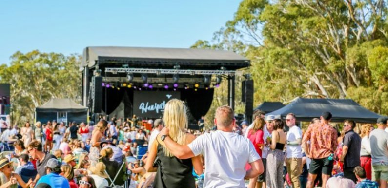 Wine tourism on the rise in Langhorne Creek ·