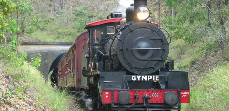 One Australia steam train experiences gets back on the rails again ·