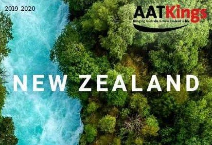 NZ brought to life with AAT Kings 2019/20 brochure launch ·