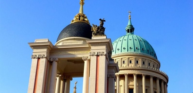 Scoot To Germany: Potsdam, The Imperial City ·