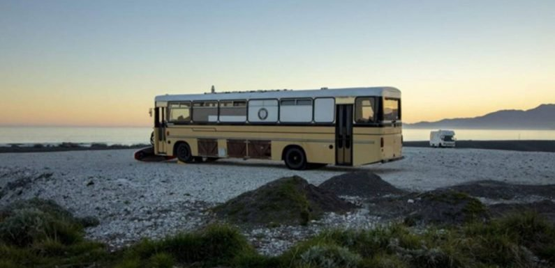 Bus Life NZ: End of the road for Kiwi YouTube family with home for sale