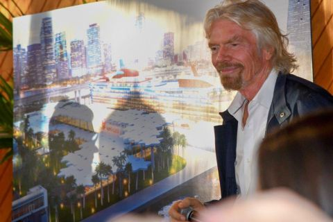 Virgin Voyages to have new Palm Grove home terminal ·