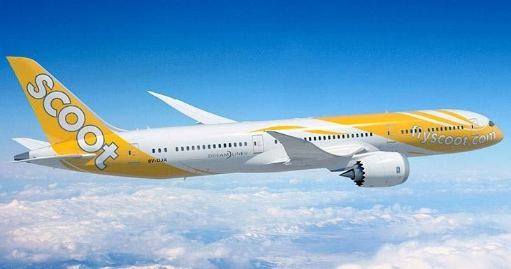 Scoot to relocate from Terminal 2 to 1 ·