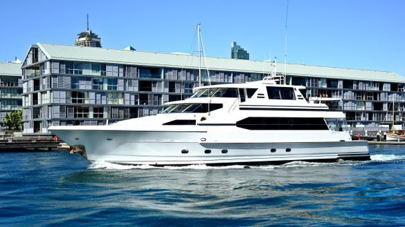 Sydney Harbour Yacht Charter celebrates 20 years on Sydney Harbour ·