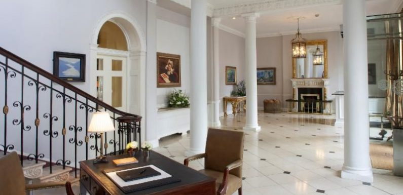 Dublin's Merrion Hotel celebrates its 21st and 252nd birthdays ·