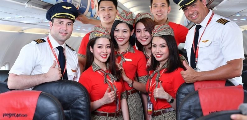 """Vietjet wins """"Best Ultra Low-Cost Airline"""" Award for second consecutive year ·"""