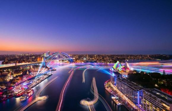 Vivid Sydney named best tourism event in the country ·