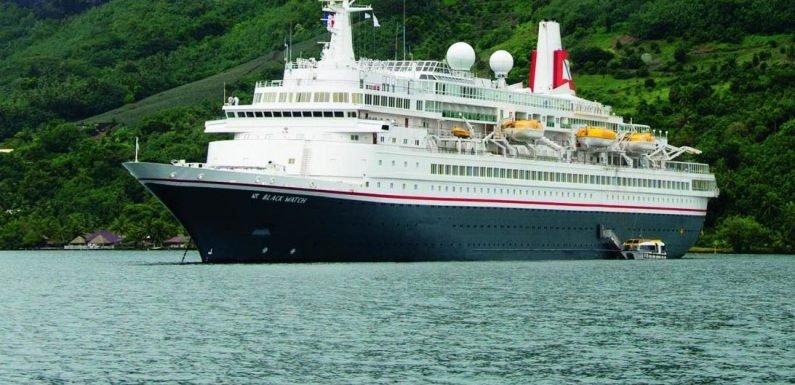 Cruise line turns away 80-year-old widow from Scottish voyage