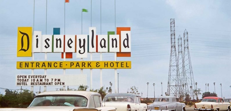 These Vintage Disneyland Photos Will Let You See the Park Through Walt's Eyes