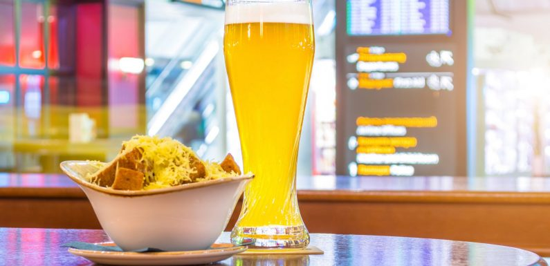"""Wetherspoon's warns against """"draconian"""" licensing rules as government launches review into airport booze"""