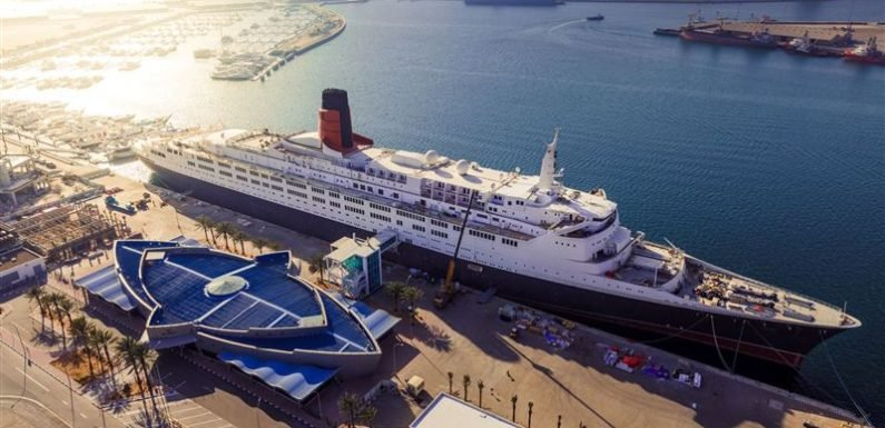 Everything you need to know about QE2's launch in Dubai