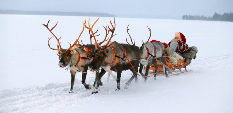 Nearly a third of Brits believe that Lapland is a fictional place