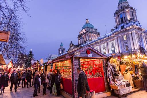 20 Best Christmas Markets in Ireland – from cosy moseys to festival fun