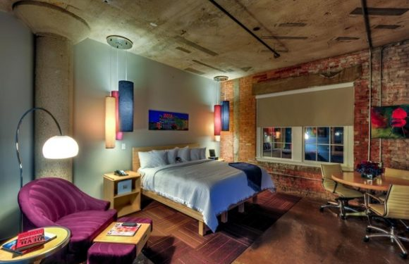 Art-centric CANVAS Hotel Dallas to Open January 1st
