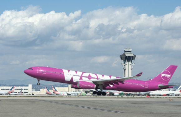 WOW Air Announces Christmas Flash Sale on All Destinations