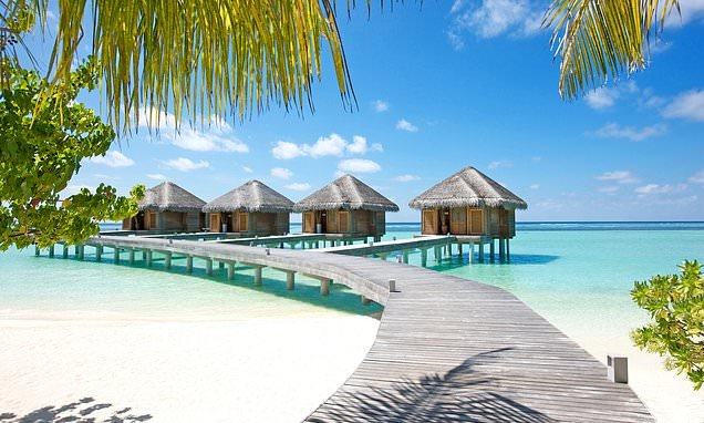 Finding a slice of paradise at the Lux resort in South Ari Atoll