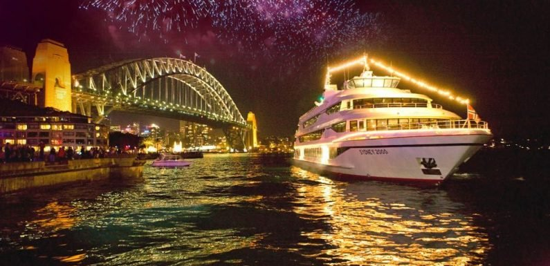 Best Seats on the Harbour this New Year's Eve ·