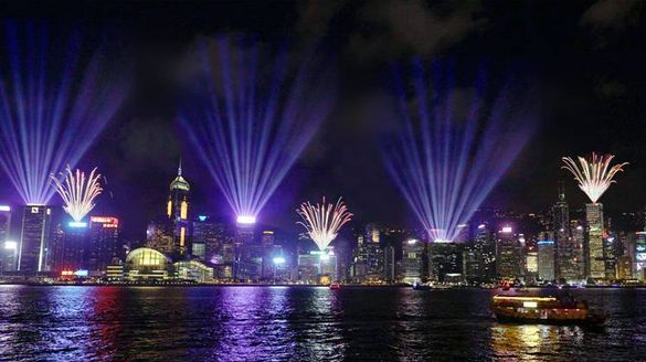 Hong Kong to welcome 2019 with Pyromusical over Victoria Harbour ·