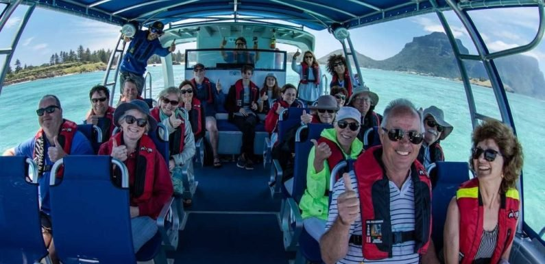 Lord Howe floats out new marine adventures ·