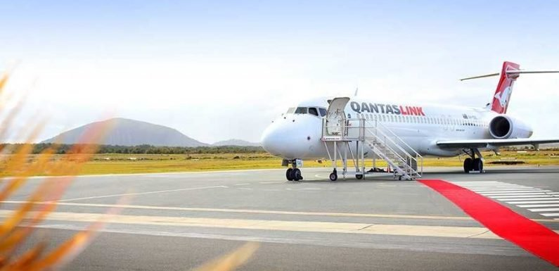 Sunshine Coast Airport new daily direct Qantas service from Sydney ·