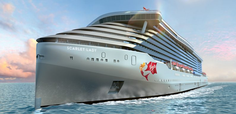 Agents can now register with Virgin Voyages