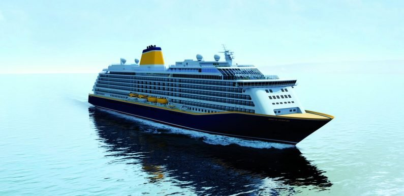 Saga launches all-inclusive offer on new cruise ship's first sailing