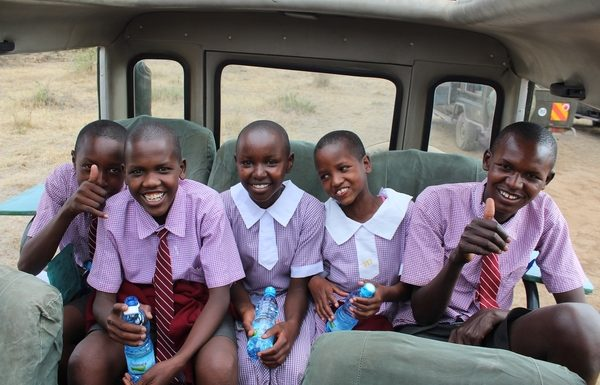 Book a Trip, Send a Child on a Safari With Exodus Travels