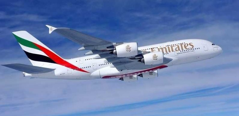 Emirates to operate scheduled A380 service to Amman ·