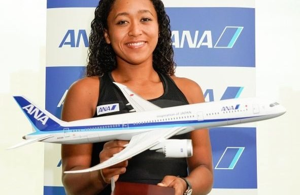 ANA to Sponsor US Open Champion Naomi Osaka ·