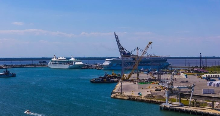 Port Canaveral Planning Terminal Improvements for Disney Cruise Line