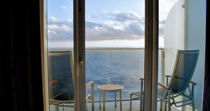 Cruise Passenger Dies After Fall from Balcony