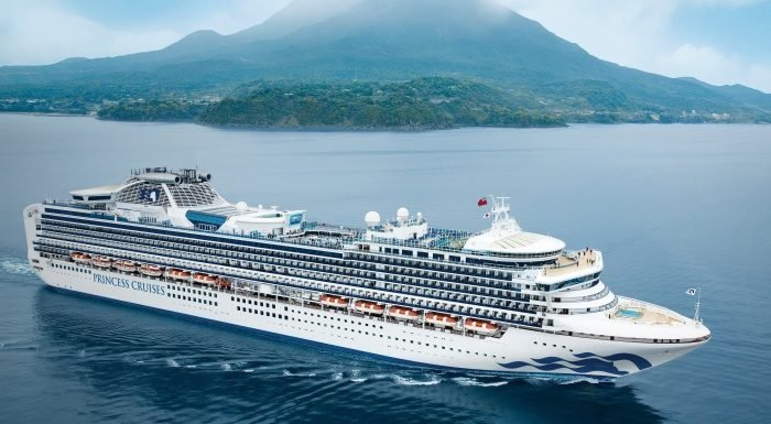 Princess Cruises headed to Japan for 2020
