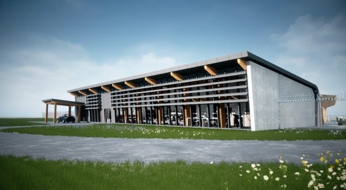 Manchester Airport to welcome private PermiAir terminal