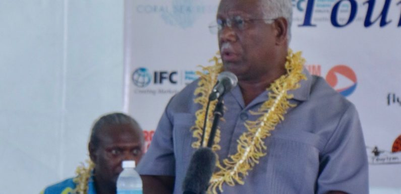 Solomon Islands tourism looks to attract 60,000 visitors ·