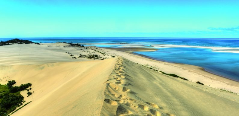 Venturing beyond the beach in Mozambique