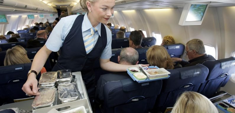 The worst inflight meals we've ever had